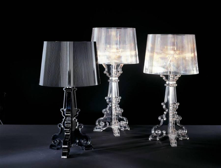 Bourgie Lampe